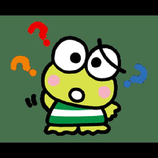 Keroppi 3 - Sticker 17