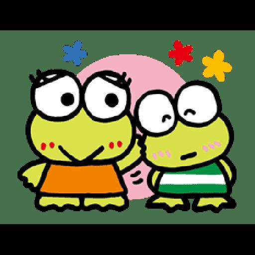 Keroppi 3 - Sticker 22