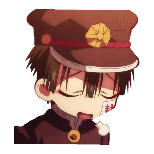 Hanako-Kun - Sticker 2
