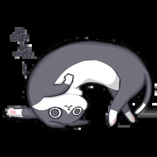 廢貓阿米2 - Sticker 15