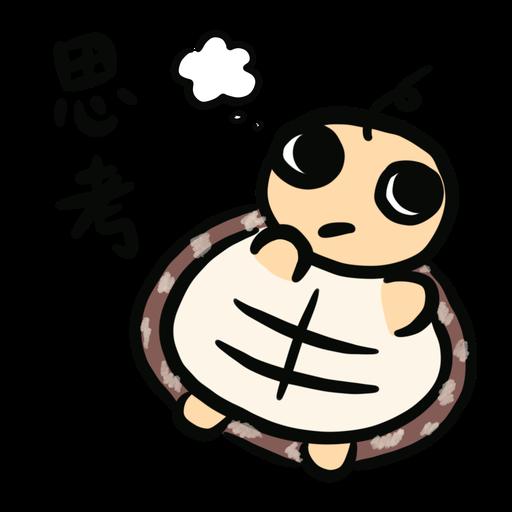 Momo the turtle 2 - Sticker 10