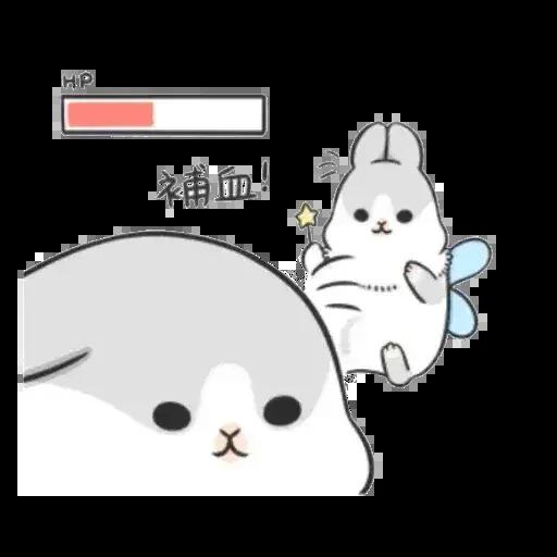 兔兔 - Sticker 23