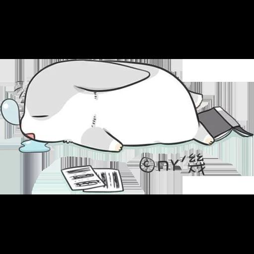 兔兔 - Sticker 4