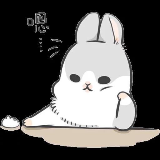 兔兔 - Sticker 19