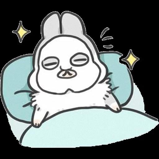 兔兔 - Sticker 17