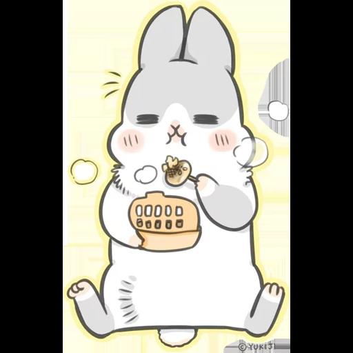 兔兔 - Sticker 13