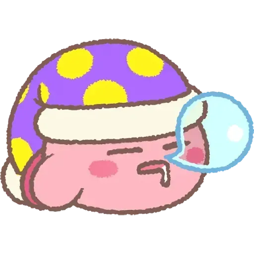 Kirby_simple - Sticker 7