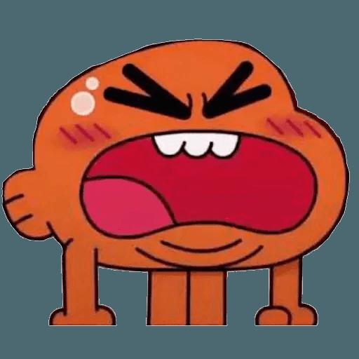 Gumball pt. 4 - Sticker 20