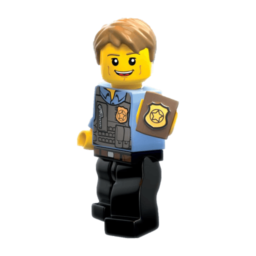 Lego guy - Sticker 3
