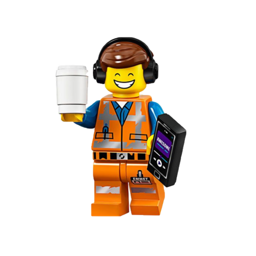 Lego guy - Sticker 5
