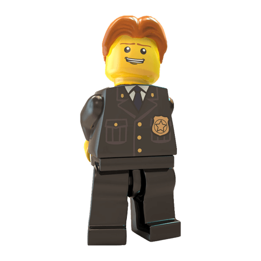 Lego guy - Sticker 1