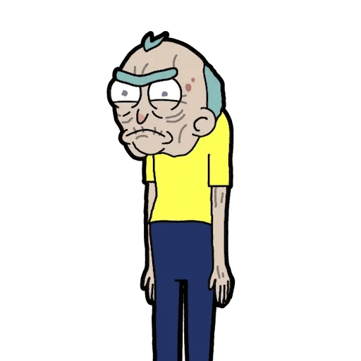 Pocket Morty 1 - Sticker 7