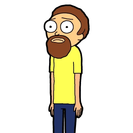 Pocket Morty 1 - Sticker 21
