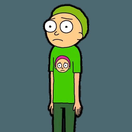 Pocket Morty 1 - Sticker 29