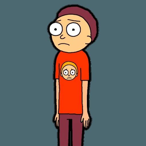 Pocket Morty 1 - Sticker 27