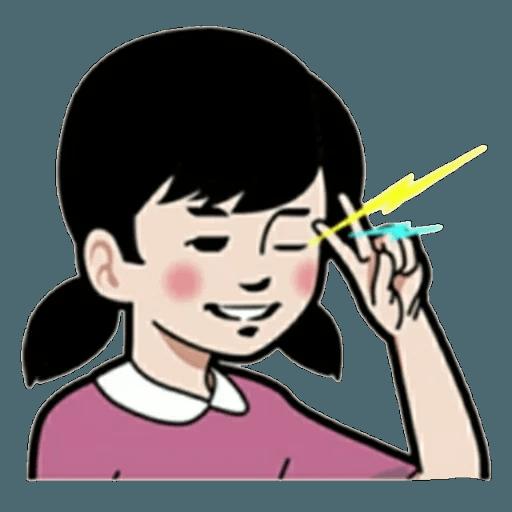 BrightlyandFriends_2 - Tray Sticker