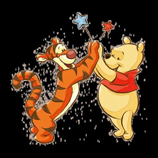 志華bb最愛pooh pooh2.0 - Sticker 1