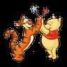 志華bb最愛pooh pooh2.0 - Tray Sticker