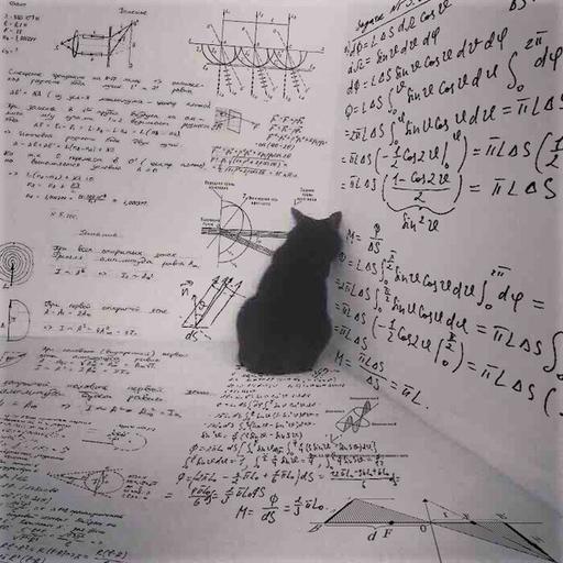 Black Cat 2.0 - Sticker 1