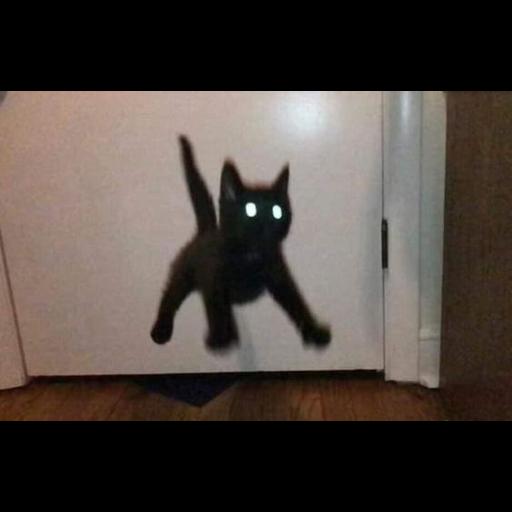 Black Cat 2.0 - Sticker 22