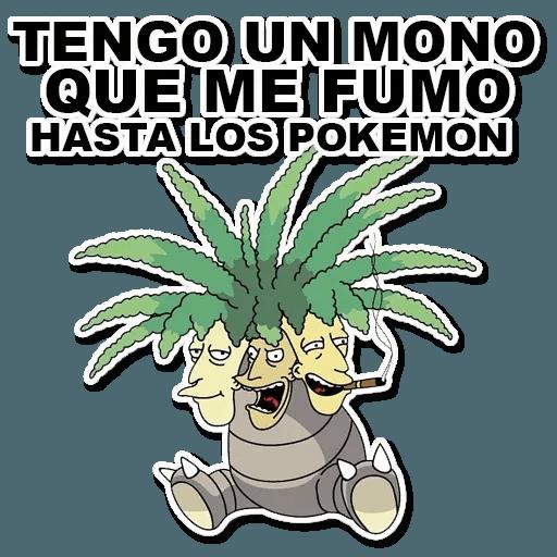 Pokimoneros - Sticker 28