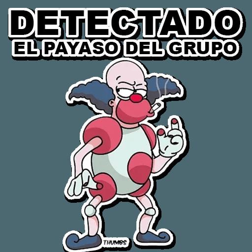 Pokimoneros - Sticker 24