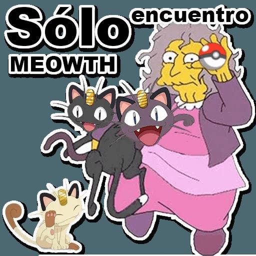 Pokimoneros - Sticker 21