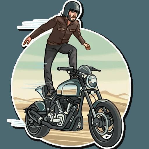 Keanu Reeves - Sticker 8