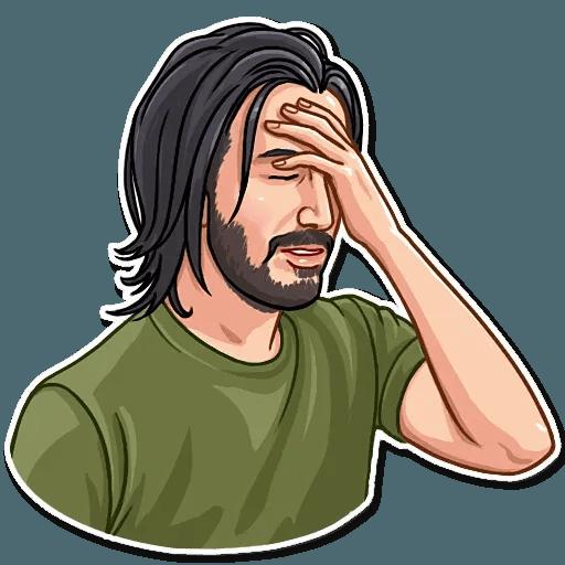 Keanu Reeves - Sticker 14