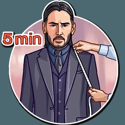 Keanu Reeves - Sticker 19