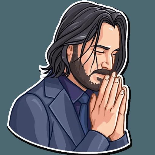 Keanu Reeves - Sticker 16