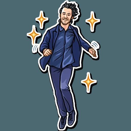 Keanu Reeves - Sticker 11