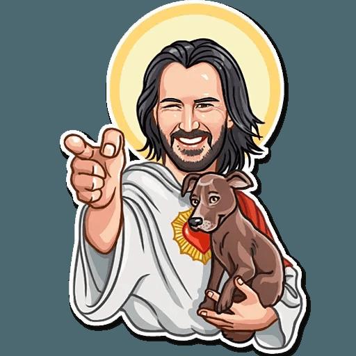 Keanu Reeves - Sticker 18