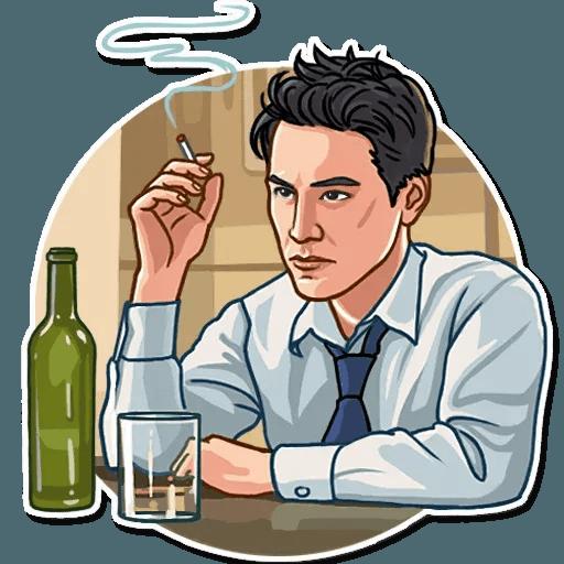 Keanu Reeves - Sticker 9