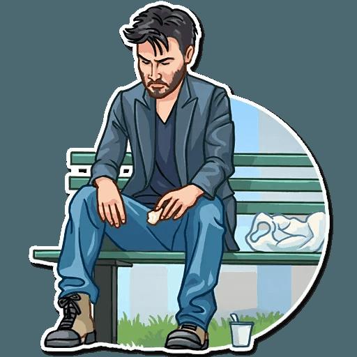 Keanu Reeves - Sticker 15