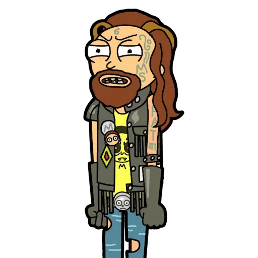Pocket Morty 2 - Sticker 21