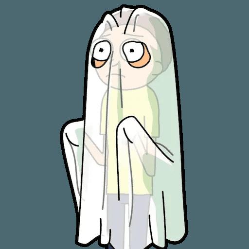 Pocket Morty 2 - Sticker 14