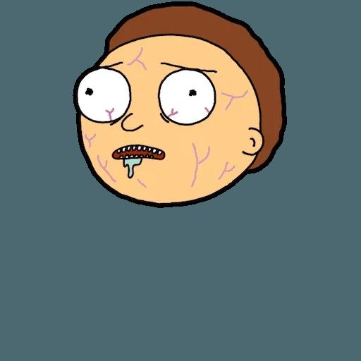 Pocket Morty 2 - Sticker 12