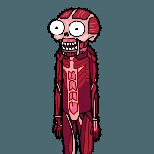 Pocket Morty 2 - Sticker 28