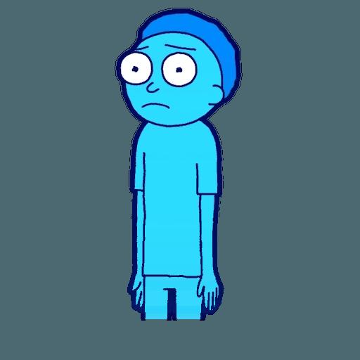 Pocket Morty 2 - Sticker 15