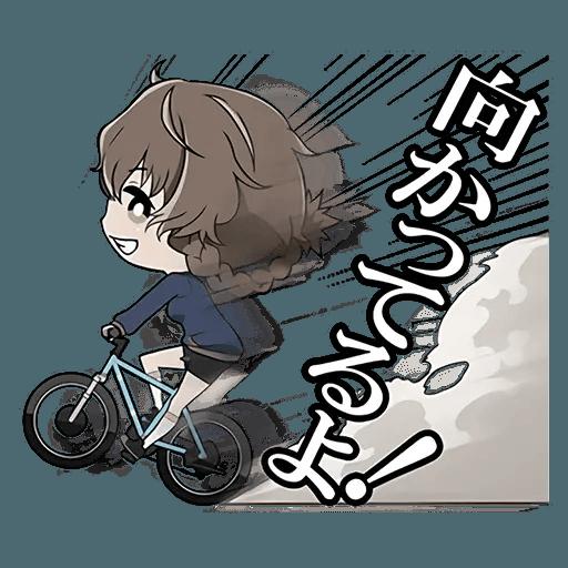 Steins;Gate - Sticker 29