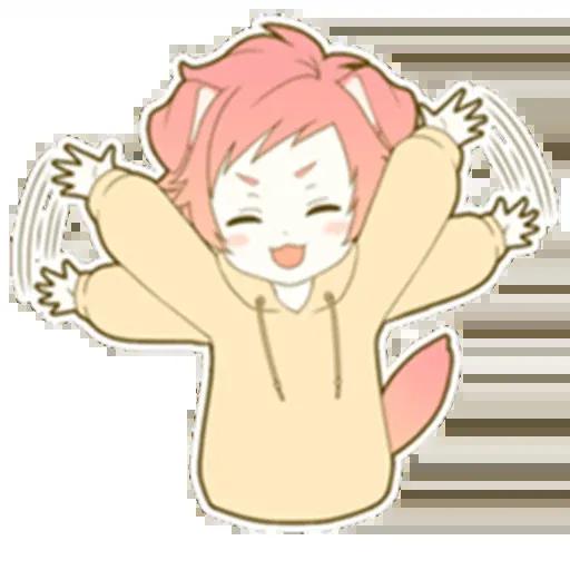 Mimiko - Sticker 5