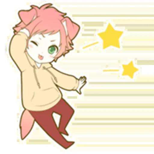 Mimiko - Sticker 29