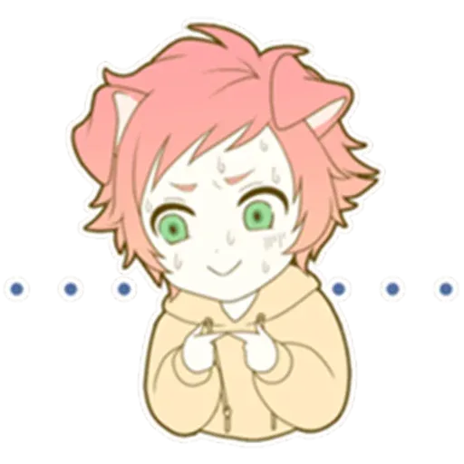 Mimiko - Sticker 13