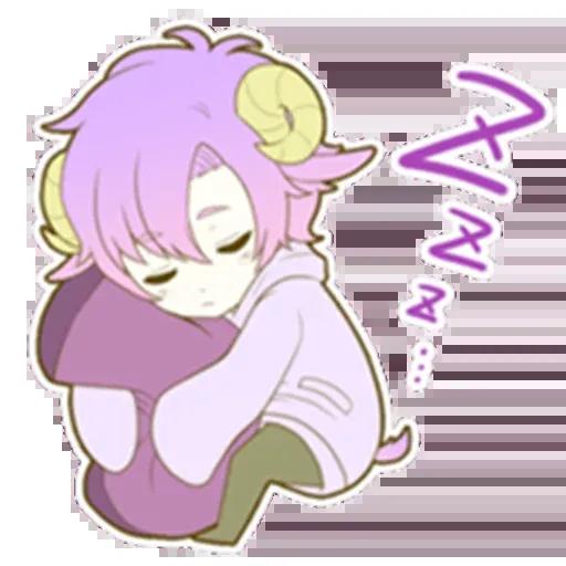 Mimiko - Sticker 20