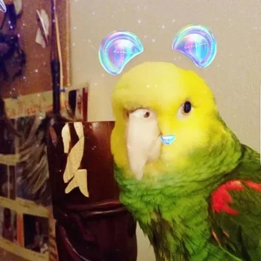 Bird 1 - Sticker 17