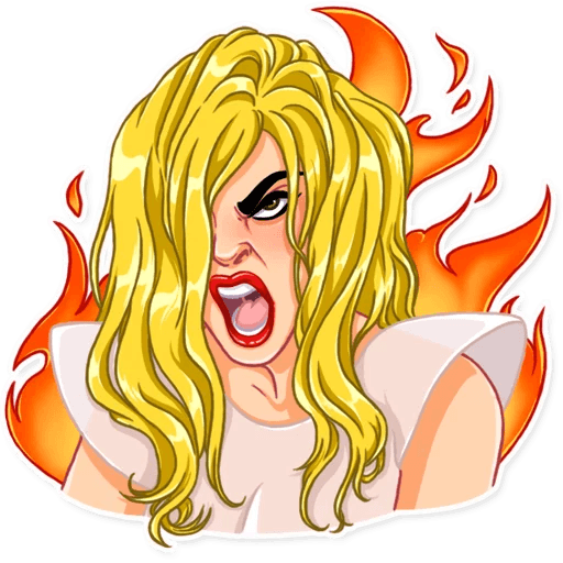 Lady Gaga - Sticker 14