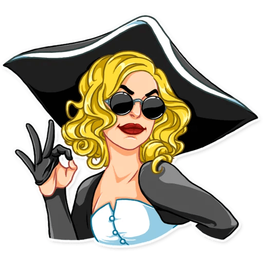 Lady Gaga - Sticker 9