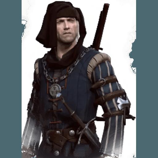 Witcher - Sticker 16
