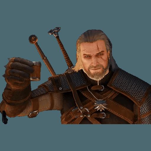 Witcher - Sticker 11